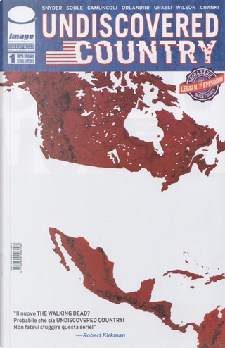 Undiscovered Country - Vol. 1 by Charles Soule, Scott Snyder