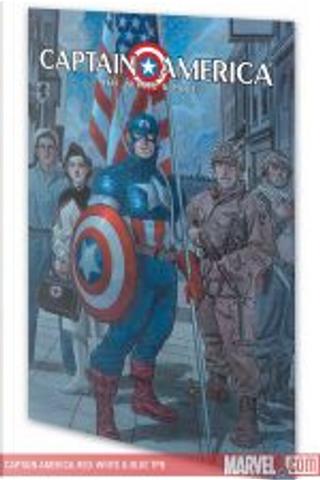 Captain America: Red, White & Blue by Bruce Jones, Mark Waid, Max Allan Collins, Paul Dini, Peter Kuper