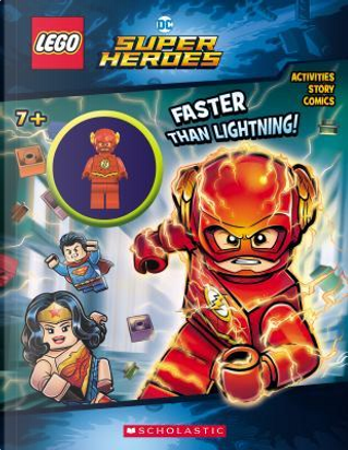 Faster Than Lightning! by SCHOLASTIC INC.