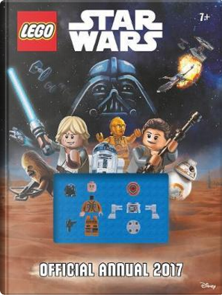 The Official LEGO Star Wars Annual 2017 by Egmont Publishing UK