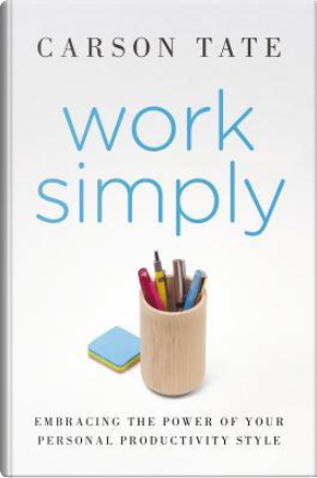Work Simply by Carson Tate