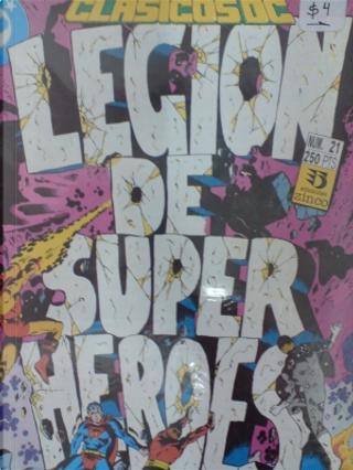 Clásicos DC #21 by Gardner F. Fox, Paul Levitz