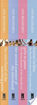 Pants=Love: The Four Sisterhood of the Traveling Pants Novels by Ann Brashares