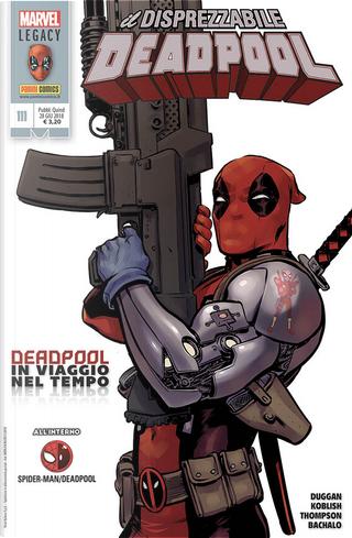 Deadpool n. 111 by Gerry Duggan