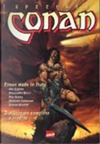 Speciale Conan: Conan made in Italy by Ade Capone, Massimo Semerano, Otto Gabos