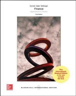 Finance by Marcia Cornett
