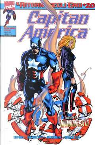 Capitan America & Thor n. 66 by Kurt Busiek, Mark Waid