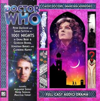 1001 Nights by Emma Beeby, Gordon Rennie, Jonathan Barnes