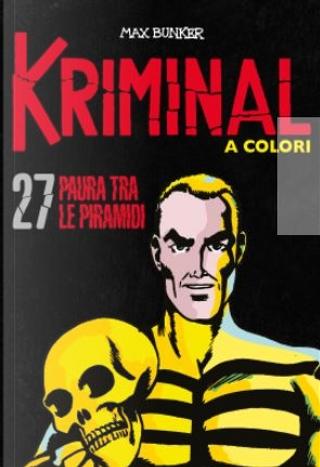 Kriminal a colori - Vol. 27 by Max Bunker