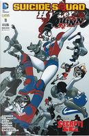 Suicide Squad / Harley Quinn n. 11 by Amanda Conner, Gail Simone, Jimmy Palmiotti, Sean Ryan