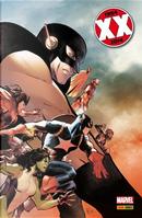 Avengers n. 25 Variant XX by Jen Van Meter, Jonathan Hickman, Kelly Sue DeConnick, Matt Kindt, Sam Humphries