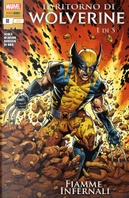 Wolverine n. 377 by Charles Soule