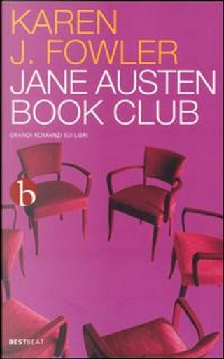 Jane Austen book club by Karen Joy Fowler