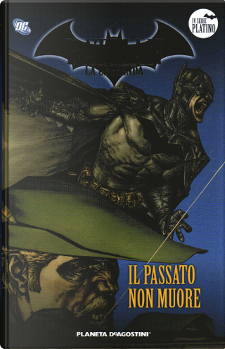 Batman la Leggenda n. 32 by David Lapham