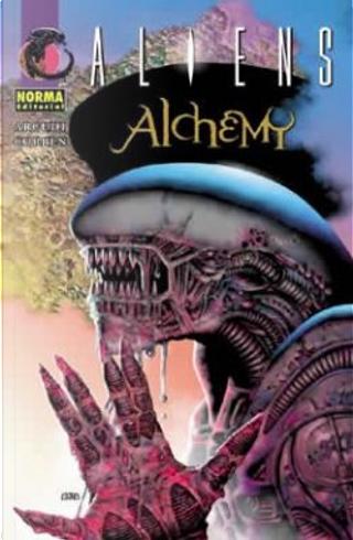 Aliens: Alchemy by Richard Corben, John Arcudi