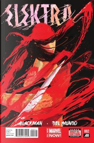 Elektra Vol.3 #2 by Haden Blackman