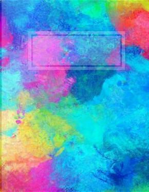 Rainbow Paint Effect Seyes by Red Panda Publishing