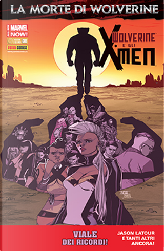 Wolverine e gli X-Men n. 37 by Greg Pak, Jason Latour
