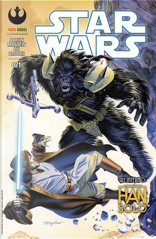 Star Wars #21 by Jason Aaron, Marjorie Liu