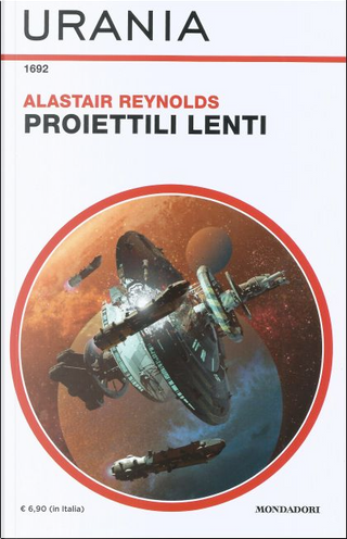 Proiettili lenti by Alastair Reynolds