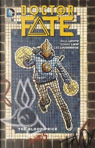 Doctor Fate 1 by Paul Levitz