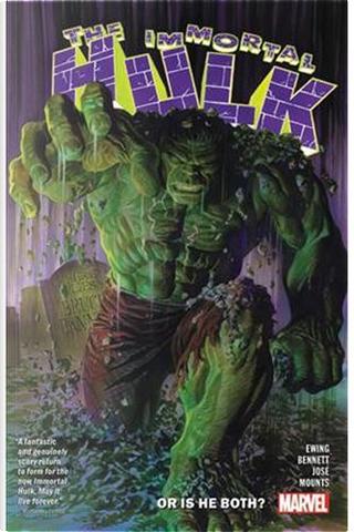 Immortal Hulk 1 by Al Ewing