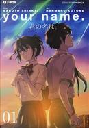 Your name by Makoto Shinkai