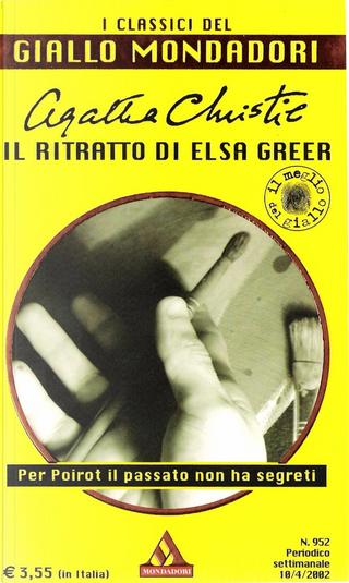 Il ritratto di Elsa Greer by Agatha Christie