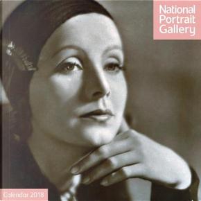National Portrait Gallery 2018 Calendar by Flame Tree Studios