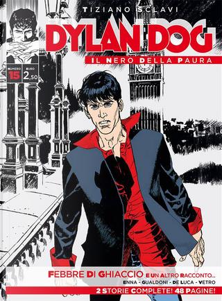 Dylan Dog - Il nero della paura n. 15 by Bruno Enna, Giovanni Gualdoni