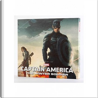 The Art of Captain America: The Winter Soldier by Marie Javins