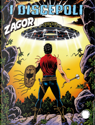 Zagor n. 649 (Zenith n. 700) by Moreno Burattini