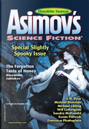 Asimov's Science Fiction, October-November 2016 by Alexander Jablokov, Dominica Phetteplace, Michael Blumlein, Michael Libling, Octavia Cade, Rich Larson, S. N. Dyer, Sandra McDonald, Susan Palwick, Will Ludwigsen