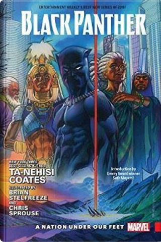 Black Panther 1 by Ta-Nehisi Coates
