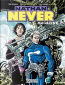 Nathan Never Magazine n. 3 by Alberto Ostini, Antonio Serra, Bepi Vigna, Leo Ortolani, Michele Medda, Stefano Piani, Stefano Vietti