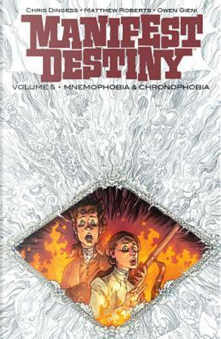 Manifest Destiny 5 by Chris Dingess