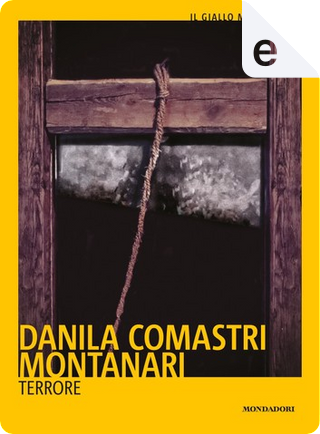 Terrore by Danila Comastri Montanari