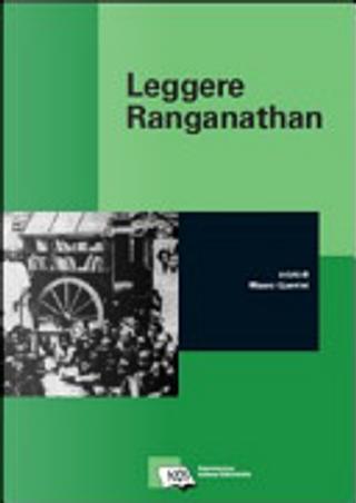 Leggere Ranganathan by M. Guerrini