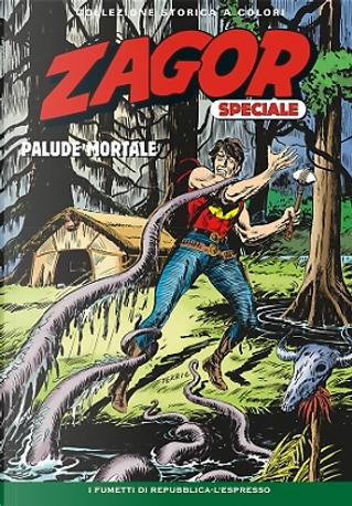 Zagor Speciale - Collezione Storica a Colori n. 8 by Moreno Burattini