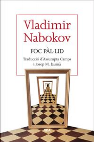 Foc pàl·lid by Vladimir Nabokov