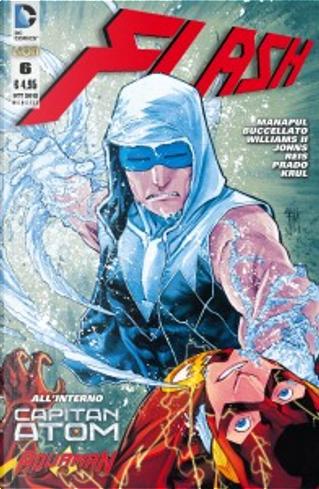 Flash n. 6 by Freddie Williams II, Geoff Jones, J.T. Krul