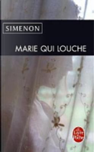 Marie qui louche by Georges Simenon