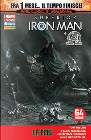 Iron Man & New Avengers n. 31 by Jonathan Hickman, Tom Taylor