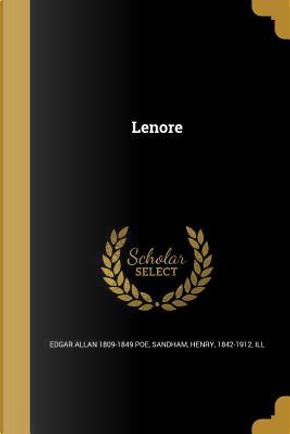 Lenore by edgar allan poe