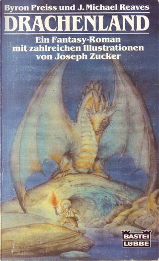 Drachenland by Byron Preiss, J. Michael Reaves