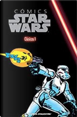 Cómics Star Wars by Archie Goodwin, Don Glut, Roy Thomas