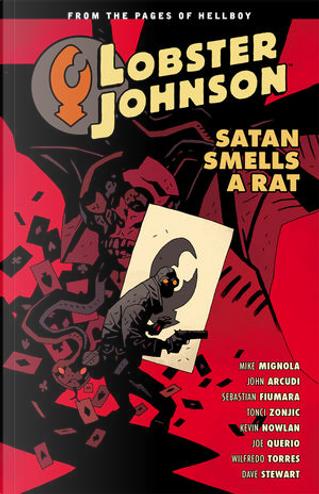 Lobster Johnson, Vol. 3 by John Arcudi, Mike Mignola