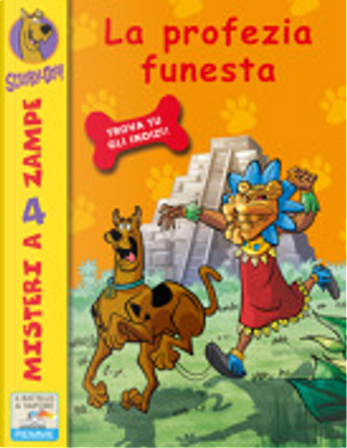 La profezia funesta. Scooby-Doo! by Cristina Brambilla