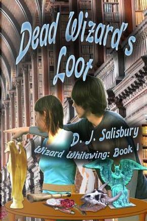Dead Wizard's Loot by D J Salisbury