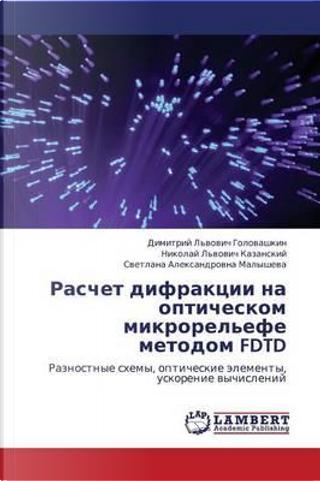 Расчет дифракции на оптическом микрорельефе методом FDTD by Димитрий Львович Головашкин